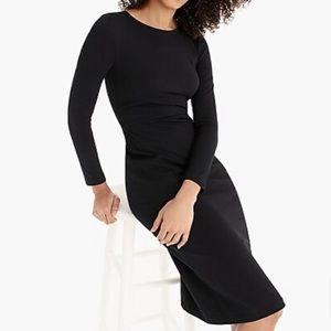 🆕 J. Crew Long Sleeve Knit Sheath Dress H8329